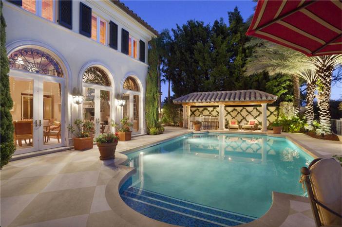 $6.9 Million Lake Como-Inspired Point Estate in Boca Raton Florida 19