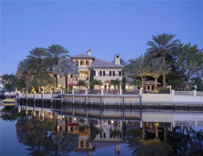 $6.9 Million Lake Como-Inspired Point Estate in Boca Raton Florida 2