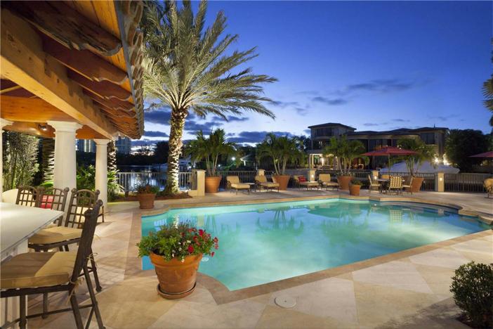 $6.9 Million Lake Como-Inspired Point Estate in Boca Raton Florida 20