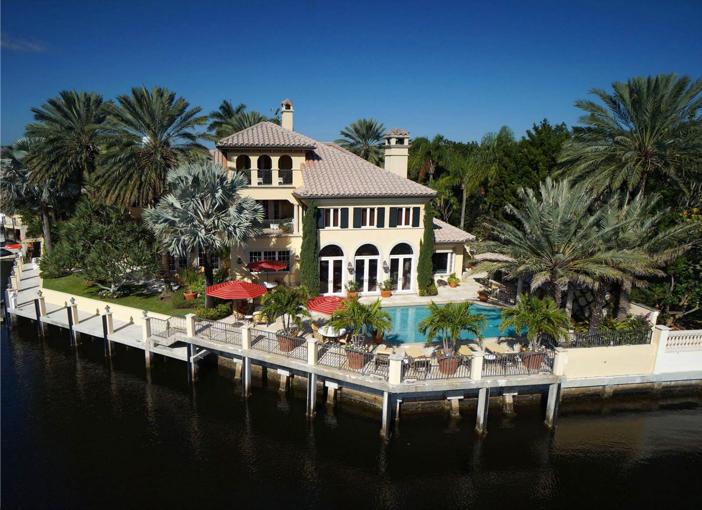 $6.9 Million Lake Como-Inspired Point Estate in Boca Raton Florida 21