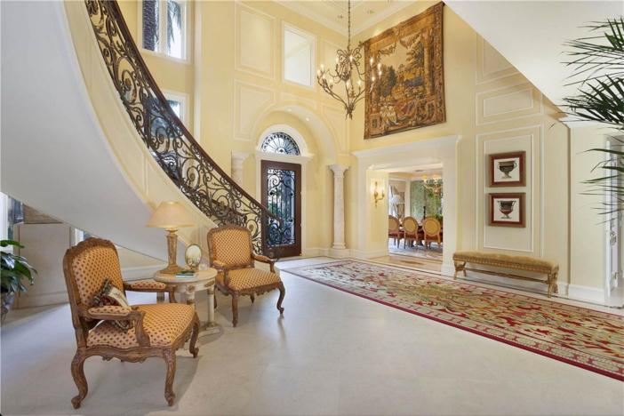 $6.9 Million Lake Como-Inspired Point Estate in Boca Raton Florida 4