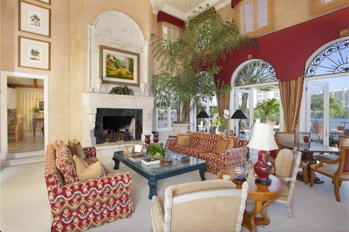 $6.9 Million Lake Como-Inspired Point Estate in Boca Raton Florida 8