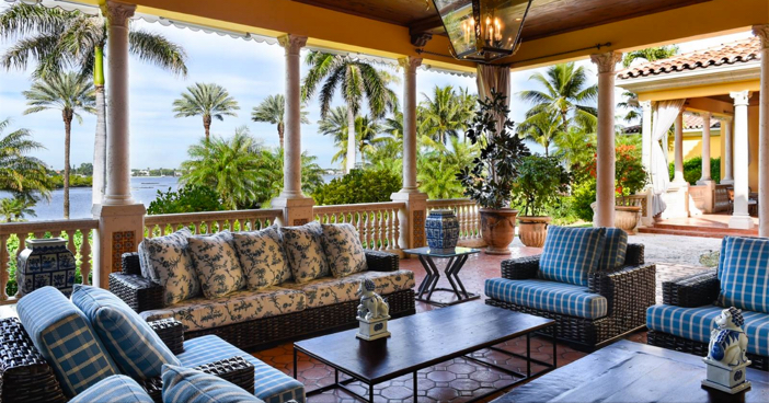 $75 Million Mega Mediterranean Mansion in Palm Beach Florida 14