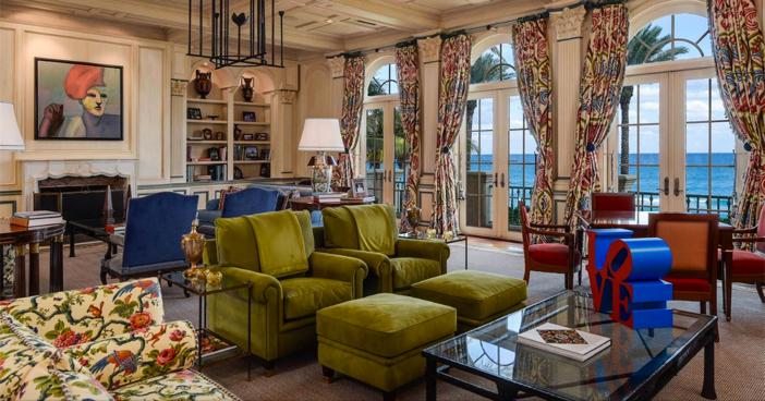$75 Million Mega Mediterranean Mansion in Palm Beach Florida 16
