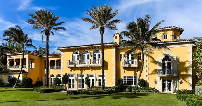 $75 Million Mega Mediterranean Mansion in Palm Beach Florida 5
