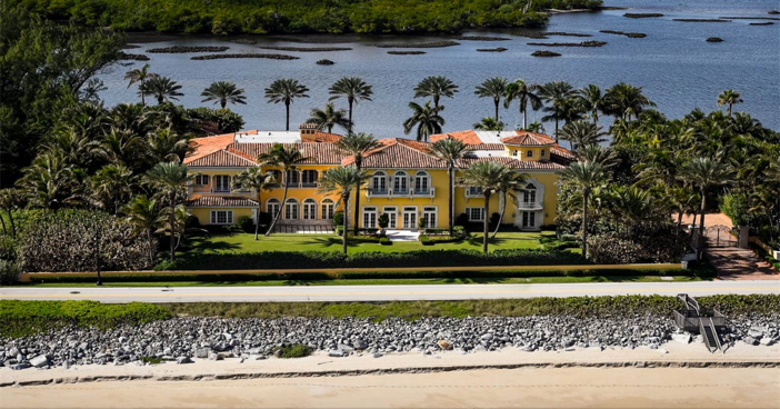 $75 Million Mega Mediterranean Mansion in Palm Beach Florida 6