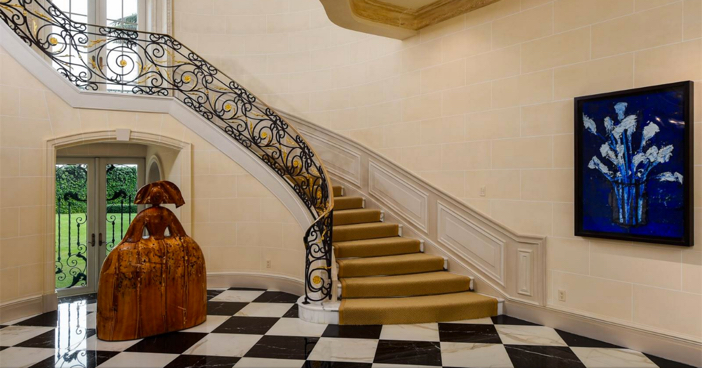 $75 Million Mega Mediterranean Mansion in Palm Beach Florida 9