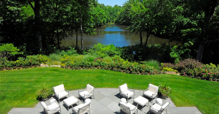 $8.6 Million Waterfront Georgian in Greenwich Connecticut 13