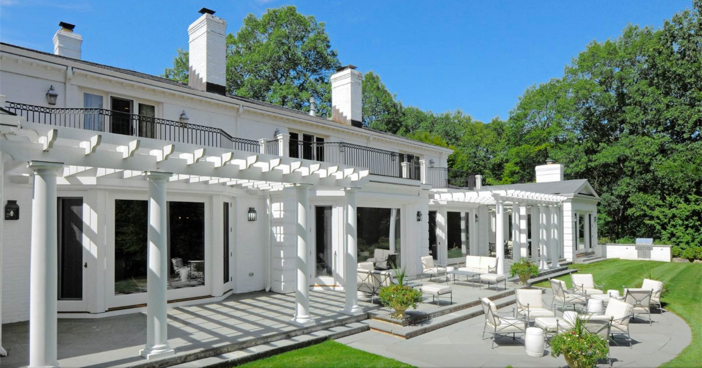 $8.6 Million Waterfront Georgian in Greenwich Connecticut 14