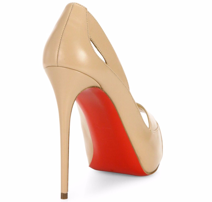 Christian Louboutin Academa Leather Pumps 2
