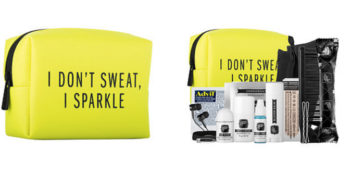 I Don't Sweat, I Sparkle - Pinch Provisions Fitness Kit