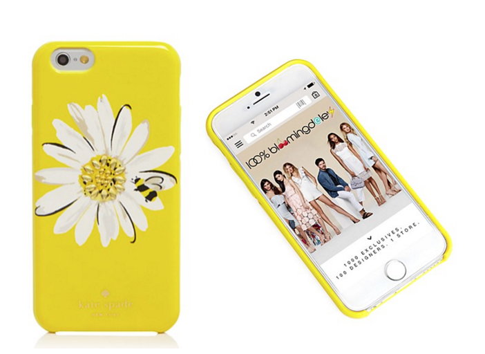Kate Spade New York Jeweled Daisy iPhone 6:6s Case 2