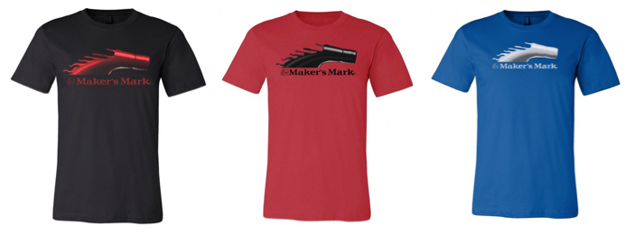 Maker's Mark Wax Horse Collection Shirts