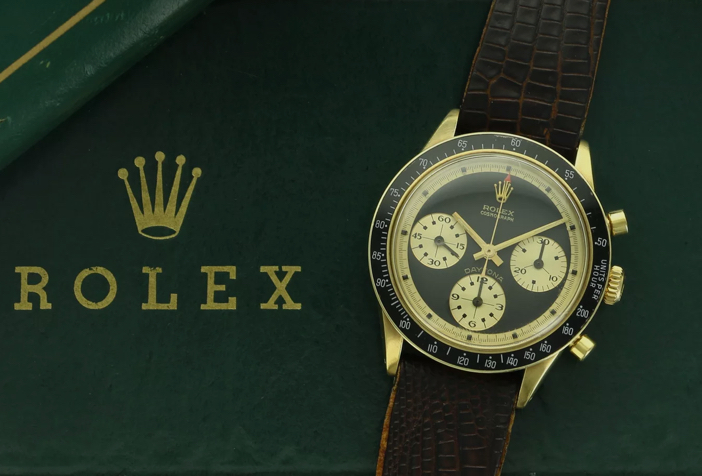 Rare Vintage Rolex 2