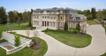 Estate of the Day: $11.8 Million Prestigious Mansion in Potomac, Maryland