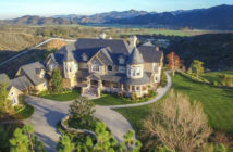 $11.9 Million Heartridge French Estate in Thousand Oaks California