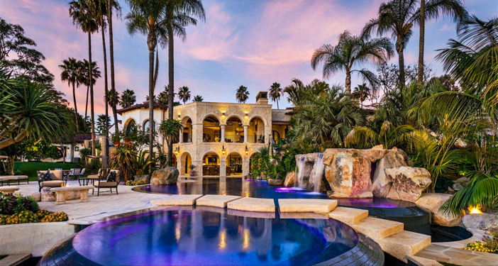 $12.9 Million Private Mediterranean Estate in Rancho Santa Fe California 3