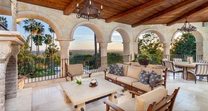 $12.9 Million Private Mediterranean Estate in Rancho Santa Fe California 7