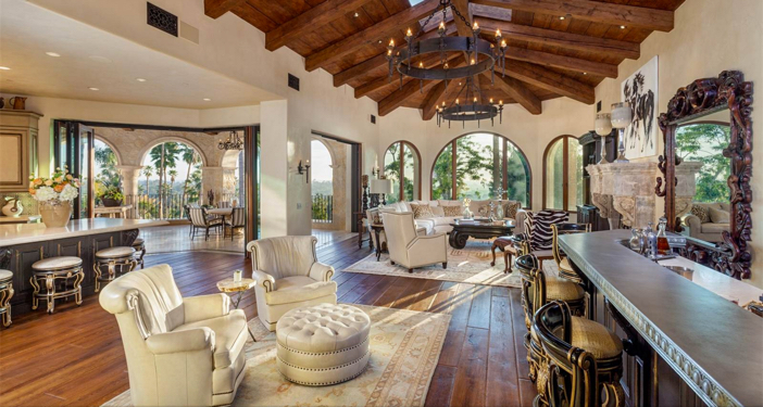 $12.9 Million Private Mediterranean Estate in Rancho Santa Fe California 8