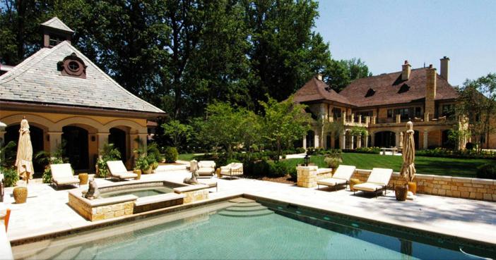 $18 Million Masterpiece of an Estate in Bethesda Maryland 22