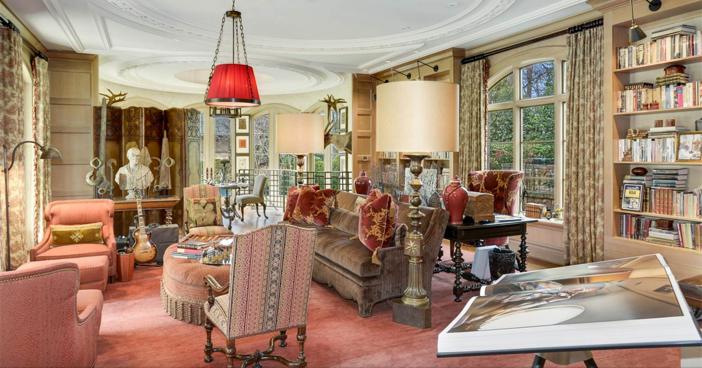 $18 Million Masterpiece of an Estate in Bethesda Maryland 4