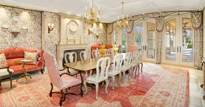 $18 Million Masterpiece of an Estate in Bethesda Maryland 6
