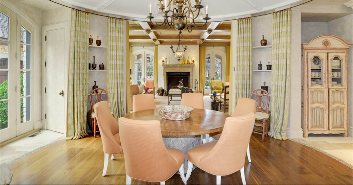 $18 Million Masterpiece of an Estate in Bethesda Maryland 9