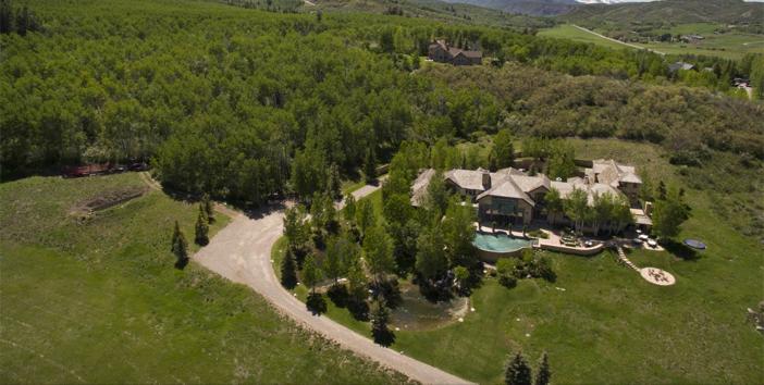 $19 Million Contemporary Mansion in Aspen Colorado 3