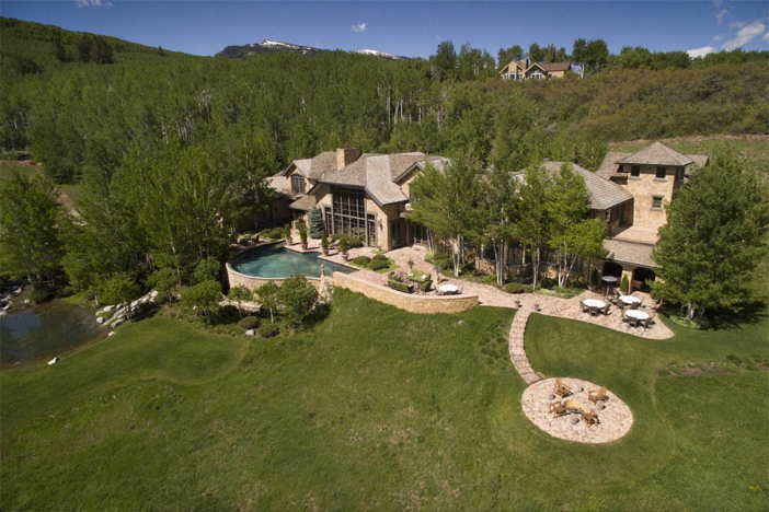 $19 Million Contemporary Mansion in Aspen Colorado