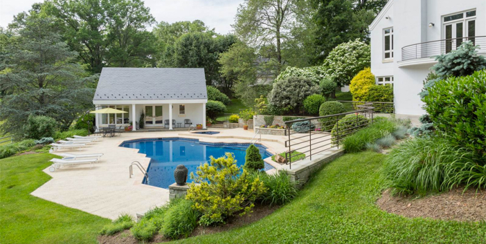 $7.9 Million Private Luxury Home in Potomac Maryland 10