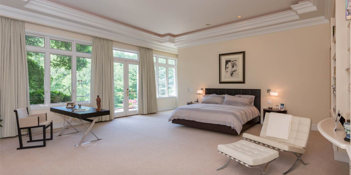 $7.9 Million Private Luxury Home in Potomac Maryland 11