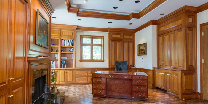 $7.9 Million Private Luxury Home in Potomac Maryland 14