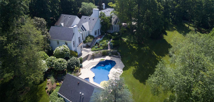 Estate of the Day: $7.9 Million Private Luxury Home in Potomac, Maryland