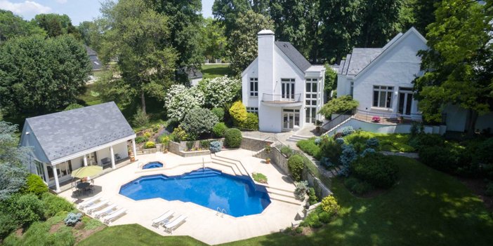 $7.9 Million Private Luxury Home in Potomac Maryland 3