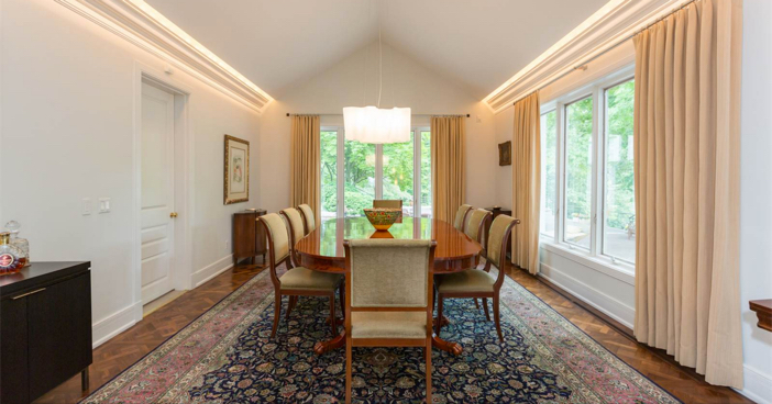$7.9 Million Private Luxury Home in Potomac Maryland 7