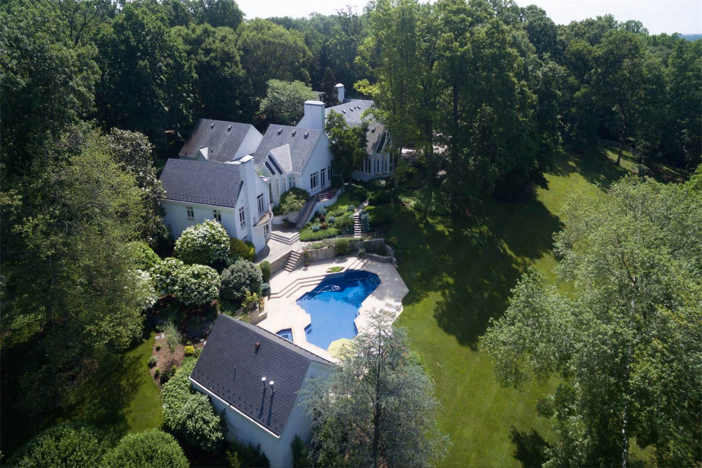 $7.9 Million Private Luxury Home in Potomac Maryland