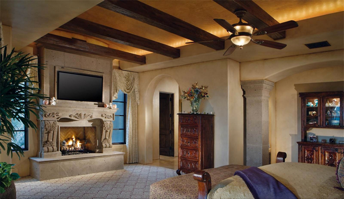 $8 Million European Manor in Scottsdale Arizona 17