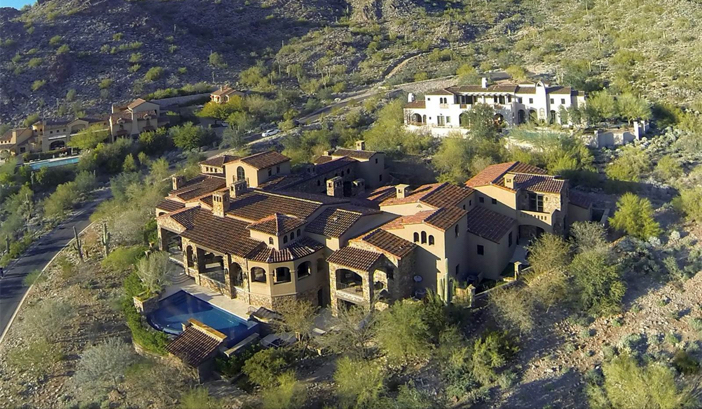 $8 Million European Manor in Scottsdale Arizona 3