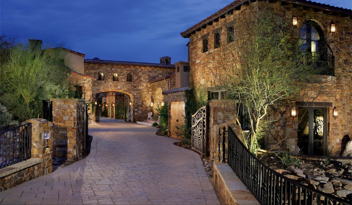 $8 Million European Manor in Scottsdale Arizona 4