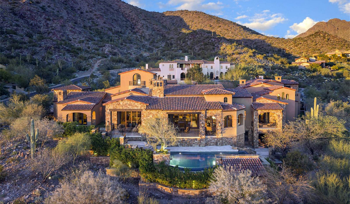 $8 Million European Manor in Scottsdale Arizona 6
