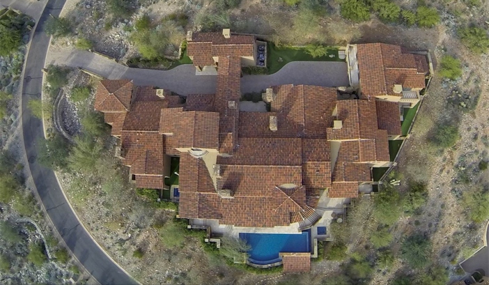 $8 Million European Manor in Scottsdale Arizona 8