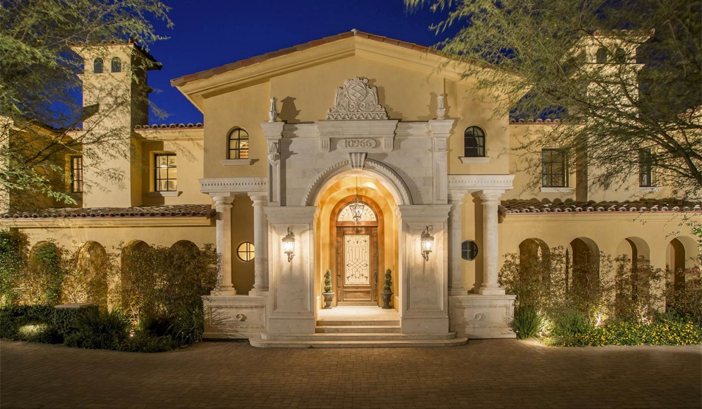 $8.2 Million Mediterranean Masterpiece in Scottsdale Arizona 2