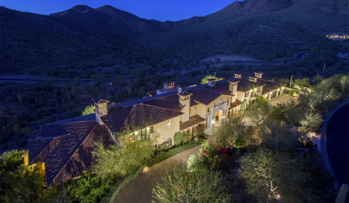 $8.2 Million Mediterranean Masterpiece in Scottsdale Arizona 4