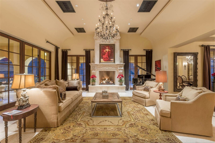$8.2 Million Mediterranean Masterpiece in Scottsdale Arizona