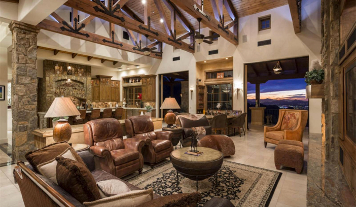 $8.9 Million Elegant Estate in Scottsdale Arizona 4