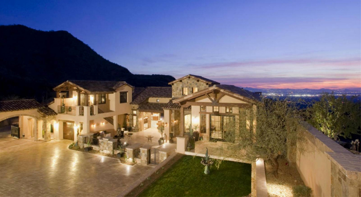 $8.9 Million Elegant Estate in Scottsdale Arizona 8