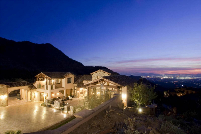 $8.9 Million Elegant Estate in Scottsdale Arizona