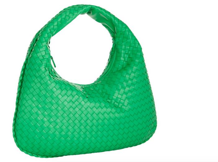 Bottega Veneta Small Intrecciato Veneta Hobo Bag 2