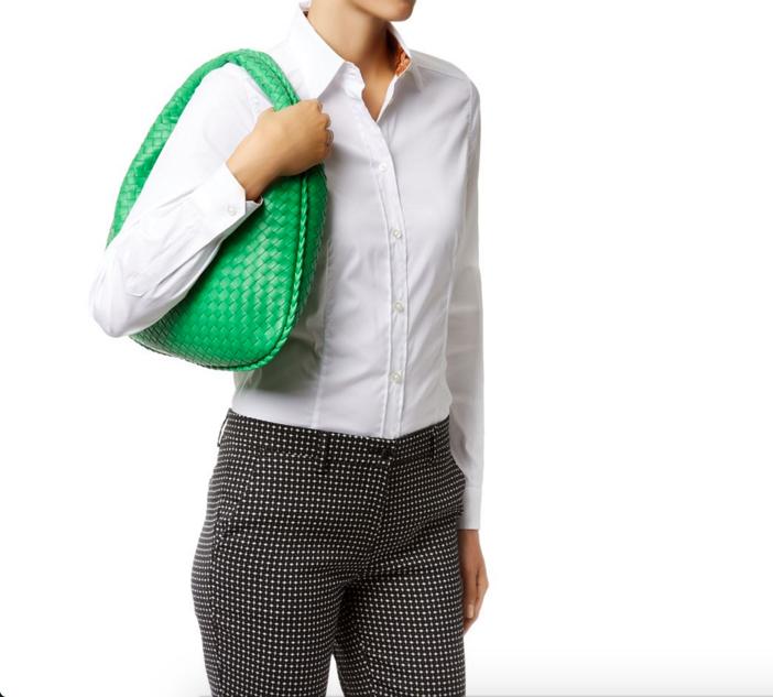Bottega Veneta Small Zip Hobo Bag