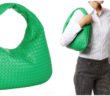 Bottega Veneta Small Intrecciato Veneta Hobo Bag 4